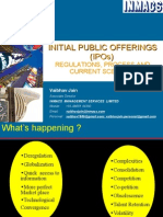 CA Vaibhav Jain - Final Ppt on Ipo for Icai Kanpur 3 Jul 2010