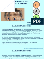 ANÁLISIS TRANSACCIONAL APLICADO A PAREJAS