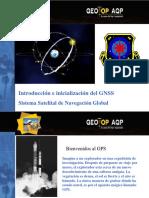 Instrucción y Teoría GNSS - Geotop