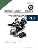 Curriculum Development Manual