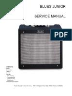 Fender_Blues Junior PR 295 - Service Manual.pdf