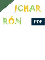 CHICHARRÓN