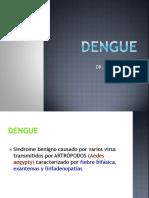 2. Dengue, Fiebre Amarilla y Malaria