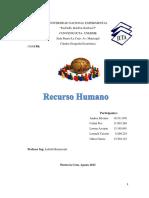 Trabajo Geografia Recursos Humanos Unid. II
