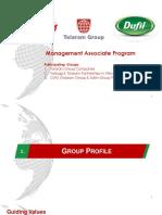 Tolaram Group MAP Process-NITIE