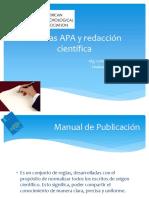 Normas APA y Redacción Científica (2)