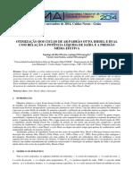 Otimização Dos Ciclos de Ar-padrão Otto, Diesel e Dual Com Relação a Potência Líquida de Saída e a Pressão Média Efetiva