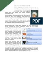 Al-Farabi Tokoh Berjiwa Pendidik