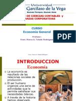 Economia - Clase 1-Introduccion