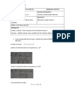 Ejercicio2.Matemáticas Para Ingeniería
