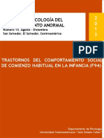 Revista Psicologia del Comportamiento  Anormal n14.docx