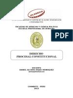 Derecho Procesal Constitucional - ULADECH
