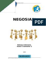 RPP Bahasa Indonesia KD 3.11 Dan 4.11_Teks_Negosiasi_Nurhadi