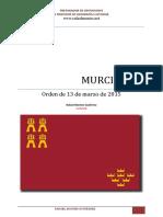 Comentario Oposición 2015 Murcia