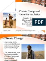 34129009 Climate Change and Implications for Humanitarian Action 29 April 08