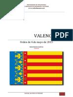Comentario Oposición 2015 Valencia1