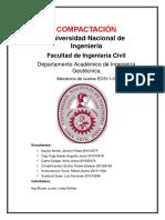 Informe N 4 Compactación