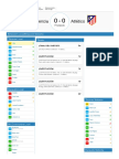 Puntos Comunio Valencia - Atlético (09-09-2017)