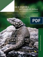 2015 - Anfibios y Reptiles Del Estado de Jalisco