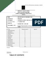 Continuous Stirred Tank Reactor (Cstr) (2)