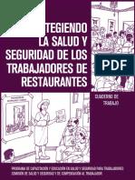 Protegiendo La Salud y Seguridad de Los Trabajadores de Restaurantes