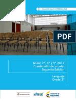 Ejemplos de preguntas saber 3 lenguaje 2013 v3.pdf