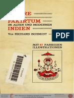 Fakire und Fakirtum im Alten und Modernen Indien