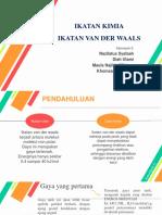 PPT Van Der Waals