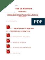 1 Curso de Las Leyes de Newton