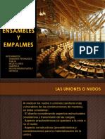 Uniones en Madera (1)