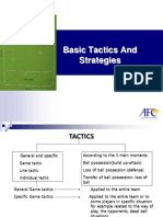 Basic Tactics and Strategies