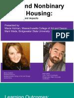 naspa- nonbinary gender housing