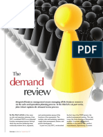 The Demand Review
