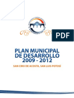 PMD San Ciro de Acosta SLP