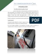 Investigacion Del Precio de Combustibles