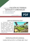 EXPROPIACION DE TIERRAS EJIDALES Y COMUNALES.pptx