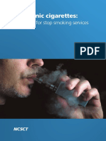 Electronic cigarettes. A briefing for stop smoking services.pdf