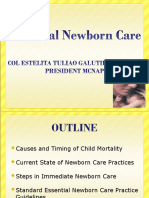 Essential Newborn Care