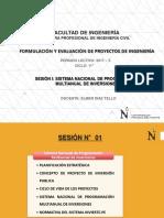 Sesion I_sistema de Inversión Publica