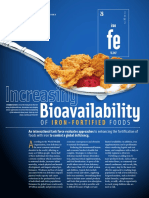 Food Tech_ Incr Bioavailability Fe-Fortified Foods_2005