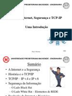 Curso de Redes, Internet, Segurança e TCP/IP - Uma Introduação