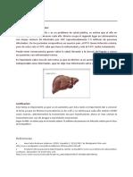 Hepatitis.planteamiento
