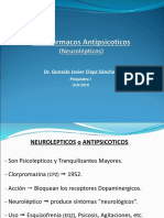 2.- Antipsicóticos