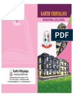 Karthi Vidyalaya International School Best School Kumbakonnam
