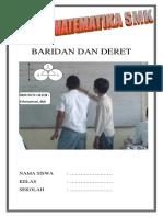 Bab 3 Barisan Dan Deret