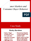 5.Consumer Markets and Buying Behaviour
