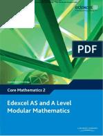 Edexcel IAL Mathematics C2