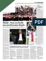 La Provincia Di Cremona 26-11-2017 - Le Interviste