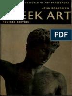 Greek Art (World of Art eBook)