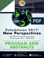 paladutaan 2017 abstract volume